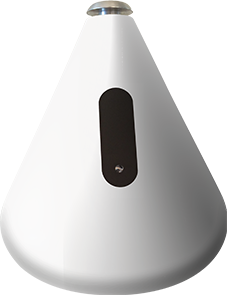 FlammePilot hvid
